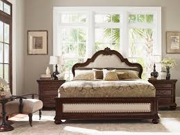Bahama Bed Set by Tommy Bahama Bedroom Furniture Wood Furniture