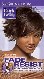 what color is sable hair color dark lovely fade resist permanent hair color beautable