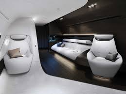 the new trends luxury private jet interiors