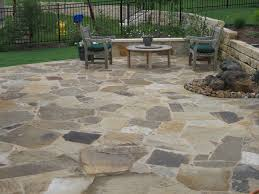 Rock Patio Design Flagstone Patios Design Ideas Picture Gallery Whomestudio