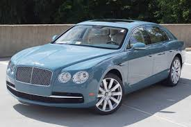 bentley flying spur 2017 blue 2014 bentley flying spur stock 4nc095787 for sale near vienna