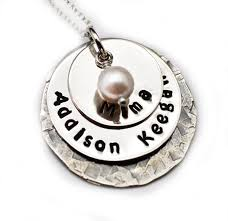 personalized sted necklace dazzling belleza jewelry along with daughters g necklaces