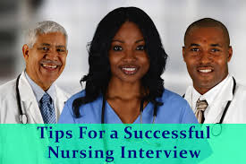 Pct Interview Questions And Answers 6 Tips For A Successful Nursing Interview White Glove Placement