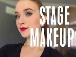 theatrical makeup classes in this tutorial i show you how to do a basic theatrical makeup