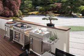 cuisines ext駻ieures aménager une cuisine d extérieur comment s y prendre permis