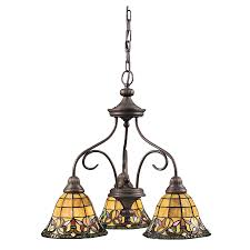 Stained Glass Light Fixtures Dining Room by Chandelier Dining Room Chandeliers Transitional Oil Rubbed
