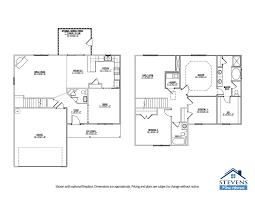 stevens fine homes floor plans home design and style