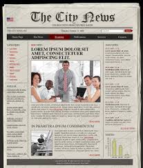 newspaper theme html5 newspaper html template html5 web templates 300110478 inside