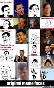 Meme Faces Original Pictures - original meme faces by legitmax meme center