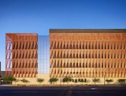 university of arizona cancer center zgf architects archdaily