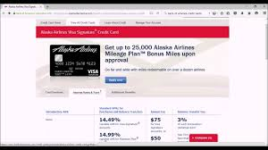 Alaska best credit card for travel images Alaska airlines visa signature credit card jpg
