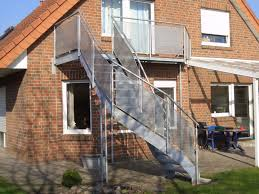 balkon mit treppe balkon mit treppe mathias reeker schlosserei und metallbau