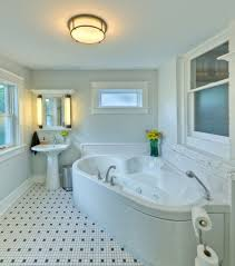 enthralling cottage bathroom remodel ideas with undermount corner
