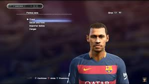 pes 2013 hairstyle pes 2013 new face and hair neymar jr 2015 16 pes patch