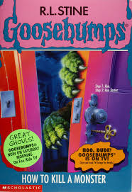 how to kill a monster read all goosebumps online