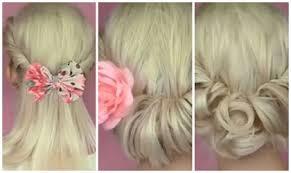 tutorial rambut tutorial rambut unik ala barbie untuk pesta