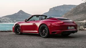 porsche 911 carrera porsche 911 carrera gts cabriolet 2017 review by car magazine