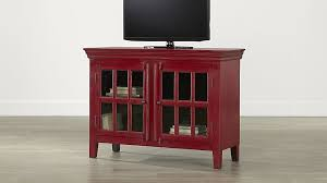 Unfinished Wood Storage Cabinets by Bathroom Brilliant Rojo Red 46 Media Storage Cabinet Crate And