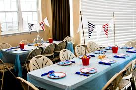nautical baby shower decorations for home manificent design nautical baby shower centerpieces ideas nobby