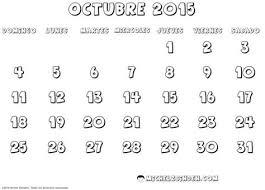 imagenes calendario octubre 2015 para imprimir collection of imagenes calendario octubre 2015 calendario octubre