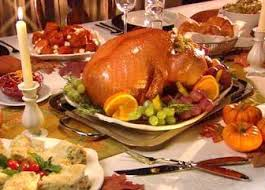 thanksgiving is not just about a great dinner
