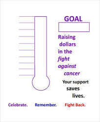 fundraising thermometer template doliquid