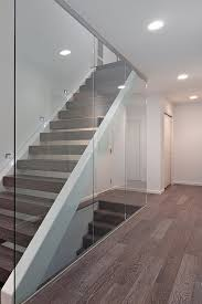 Replacement Stair Banisters Replace Old Fashioned Banisters With Modern Panels Of Glass Br X