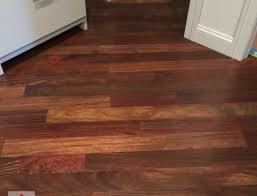 wood floor installation by eternity floors