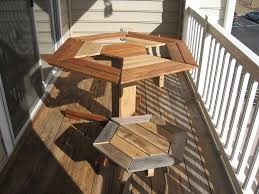 Plans For Outdoor Patio Table by 20 Diy Pallet Patio Furniture Tutorials For A Chic And Practical
