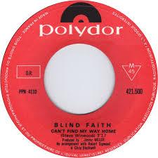 Blind Faith Song Blind Faith Song List