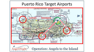 Where Is Puerto Rico On The Map by Ga Airfield Plays Crucial Role In Puerto Rico Aopa