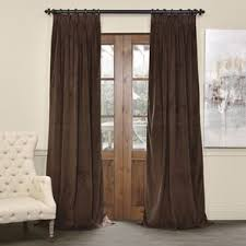 Pinch Pleated Lined Drapes Pinch Pleated Drapes U0026 Curtains Wayfair