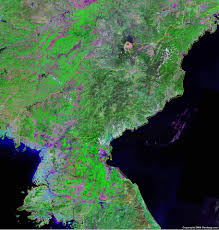 Map 0f America by North Korea Map And Satellite Image