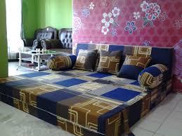 Sofa Bed Murah Sofa Bed Minimalis Mundzir Foam