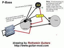 bass guitar wiring diagram 2 pickups wiring diagram and