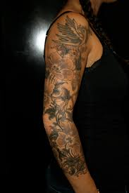bird tattoos on forearm black hibiscus flower tattoo on forearm photos pictures and