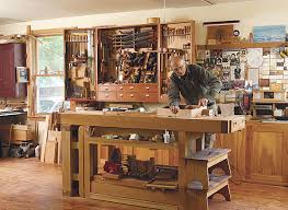 how to make better use of your shop space finewoodworking
