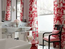 Red And Grey Bathroom by Curtains Exceptional Next Red Floral Curtains Charm Notable Next