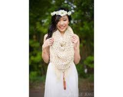 boho crochet the boho crochet wrap kit lion brand yarn