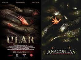 vidio film ular anaconda ular copies anacondas movie poster hype malaysia