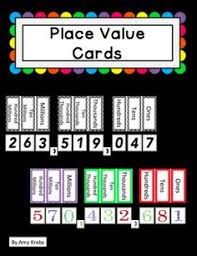 free this set includes the place value posters in neighborhood