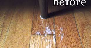 Hardwood Floor Scratches - restoring the picket fence simple fixes removing scratches from