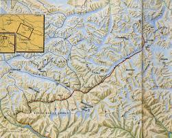 Himalayan Mountains Map Gasherbrum I Trekking Guidebooks Books External Links Dvds