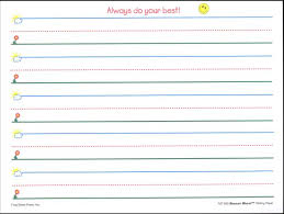 printable lined paper with dotted midline smart start k 1 writing paper 100 sheet pack 007420 details
