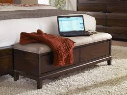 Indoor Bench Seat With Storage by Bedroom Bedroom Benches With Storage Cushions Magnificent