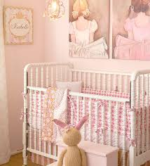 Ballerina Nursery Decor Pink Ballerina Nursery Project Nursery