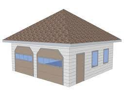 Hipped Roof House Hip Roof Turn Key Structural
