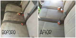 how to clean upholstery diy detail your cars upholstery