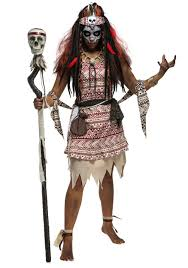 witch costume dresses voodoo witch costume for women