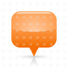 Map Pin Orange Square Map Pin Location Marker Vector Image 14589 U2013 Rfclipart